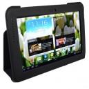 """Housse HEDEN - """"Slim"""" - noir - Pour tablette Samsung Galaxy"""