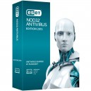ESET NOD32 Anti-virus 2015 - Licence 1an 1poste
