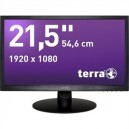 Ecran TERRA LED 2212W Noir DVI GREENLINE PLUS